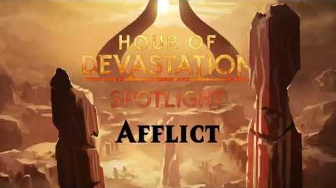Hour of Devastation Spotlight Afflict