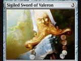 Sigiled Sword of Valeron