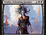 Vraska, Scheming Gorgon