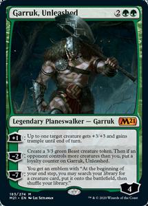 Garruk, Unleashed