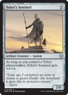Teferi's Sentinel