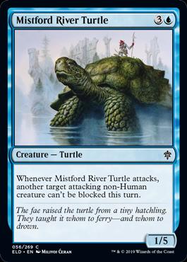 Mistford River Turtle