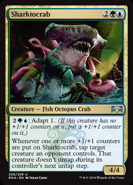 Sharktocrab