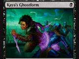 Kaya's Ghostform