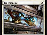 Fragmentize