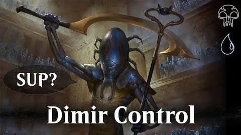MTG Arena beta - Dimir Control. Day 1 build