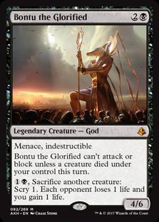 Bontu the Glorified