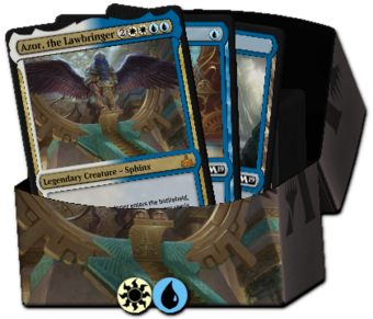 NPE deck Artifacts Attack