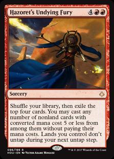 Hazoret's Undying Fury