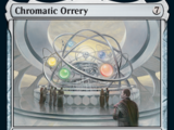 Chromatic Orrery