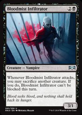Bloodmist Infiltrator