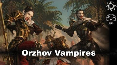 MTG Arena beta - Orzhov Vampires. Day 1 build