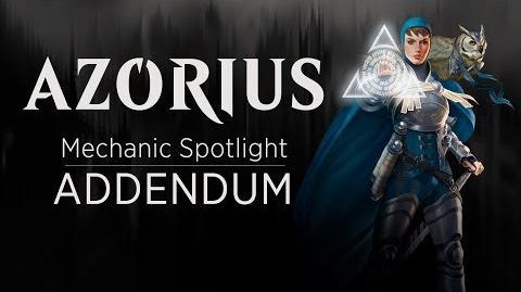 Azorius Mechanic Spotlight Addendum