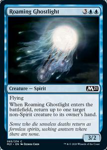 Roaming Ghostlight