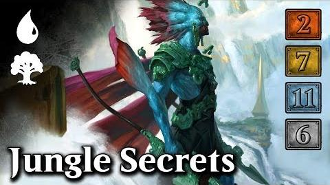 Decks/LVD Jungle Secrets Upgrade | MagicArena Wiki | FANDOM powered