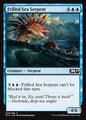 Frilled Sea Serpent M19 56