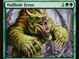 Nullhide Ferox