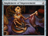 Implement of Improvement