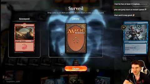 Jeskai Control Testing in MTGA Early Access Event (Event Was Sponsored By WOTC)