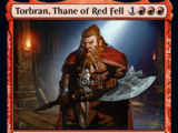 Torbran, Thane of Red Fell