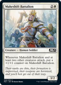 Makeshift Battalion