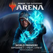 World premiere stream info