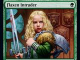 Flaxen Intruder