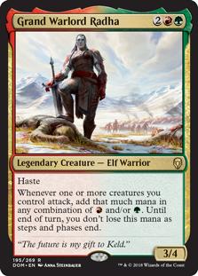 Grand Warlord Radha