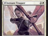 D'Avenant Trapper