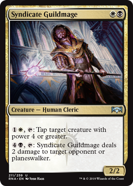 Syndicate Guildmage