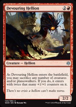 Devouring Hellion