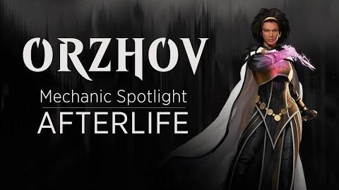 Orzhov Mechanic Spotlight Afterlife