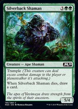 Silverback Shaman