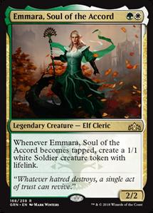 Emmara, Soul of the Accord