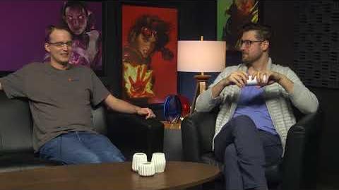 Magic The Gathering Arena Q&A Stream – Intro