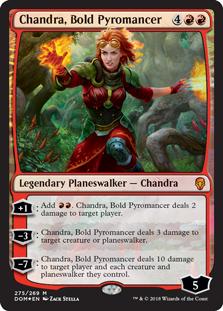 Chandra, Bold Pyromancer