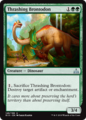 Thrashing Brontodon RIX 148