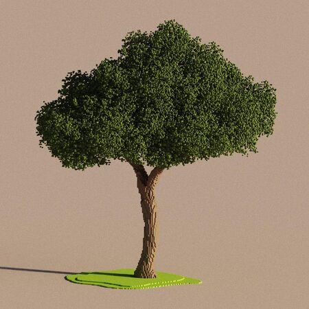Tutorial 0.99.4 dimavoxel tree17