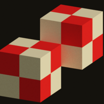 Interface 0.99.5a render light-shape cube