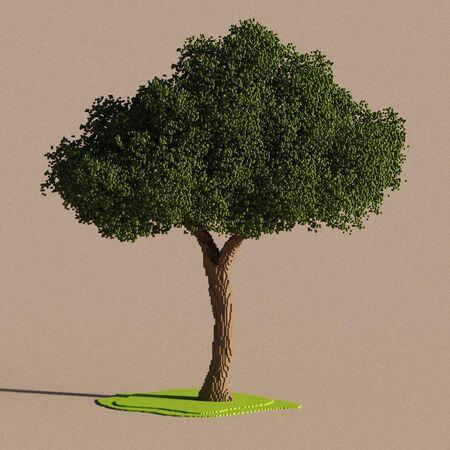 Tutorial 0.99.4 dimavoxel tree15