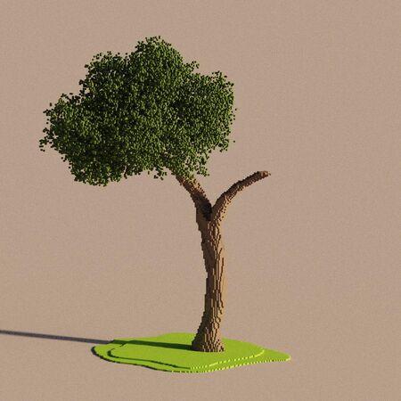 Tutorial 0.99.4 dimavoxel tree14