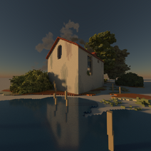 Interface 0.99.5a render matter-lens perspective projection