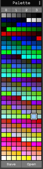 Asset 0.99.1a tutorial measurer 105 palette