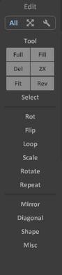 Interface 0.99.5a panel-model edit