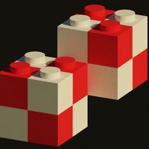 Interface 0.99.5a render light-shape lego