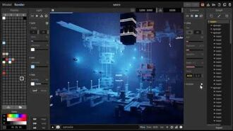 MagicaVoxel 0.99.2 preview