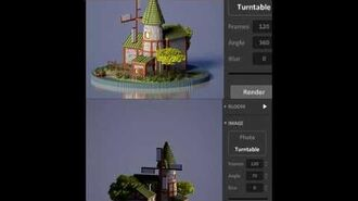 Choosing render Angles