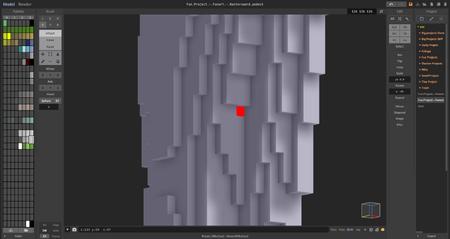 Tutorial 0.99.4 dimavoxel tree05