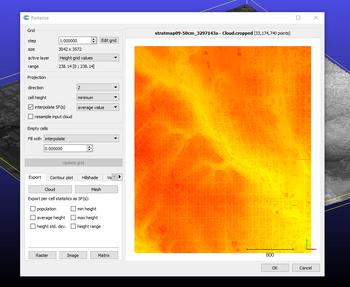 Tutorial 0.99.3 WangRetzky PointCloudTut 4