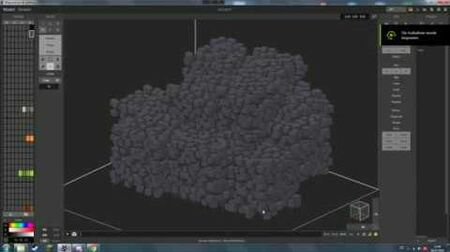 How to makes Voxel trees